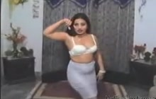 Amateur striptease show